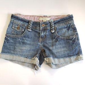 XXI Denim Jean Shorts, size 24